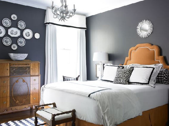 grey painted rooms ideas