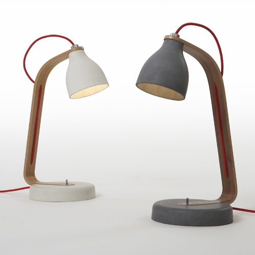objects of design 251 heavy desk light by benjamin hubert mad