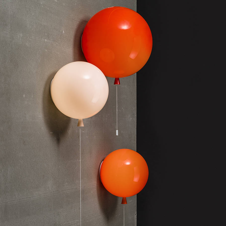 objects of design 188 memory balloon light mad about the house. Black Bedroom Furniture Sets. Home Design Ideas