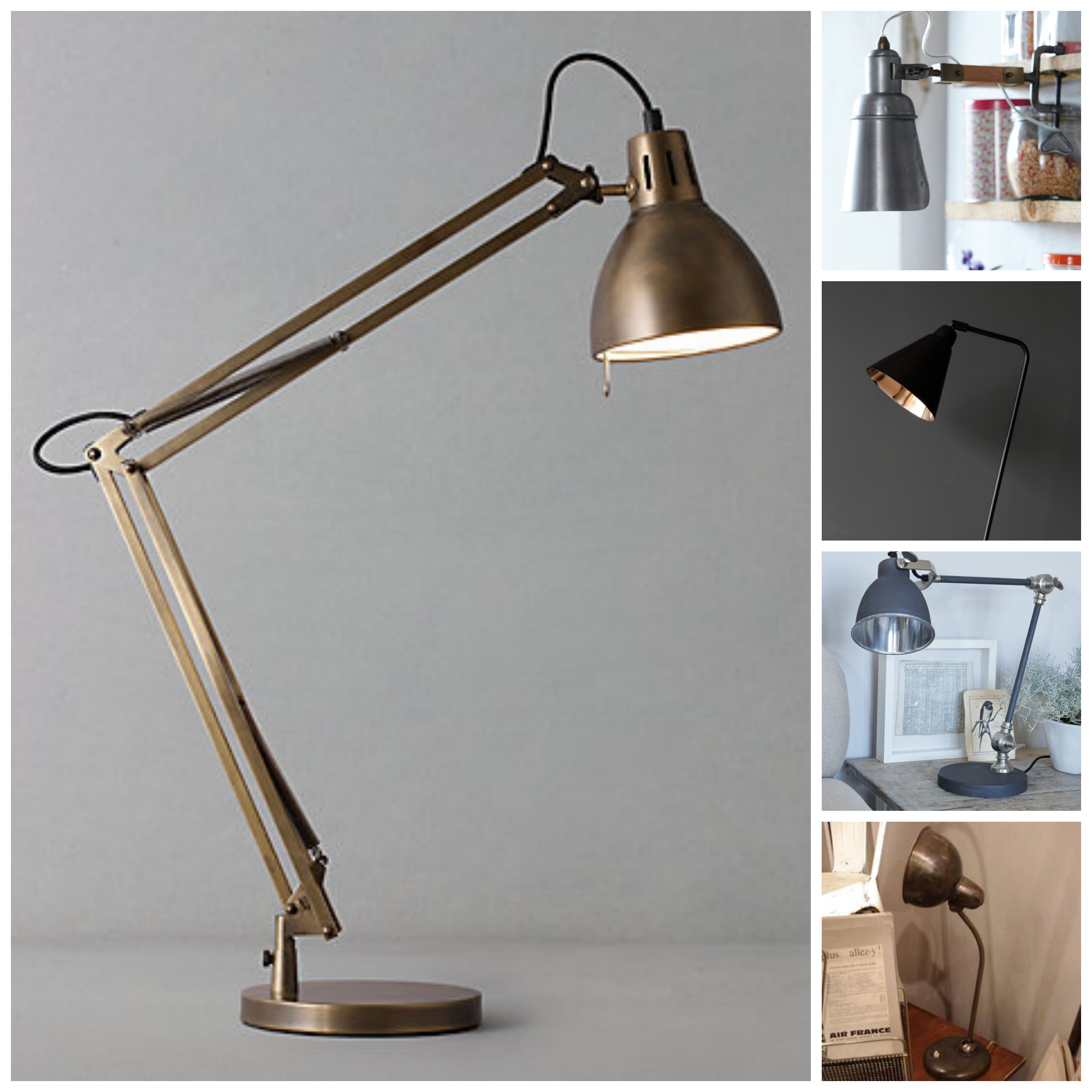 objects of design five of the best task lights