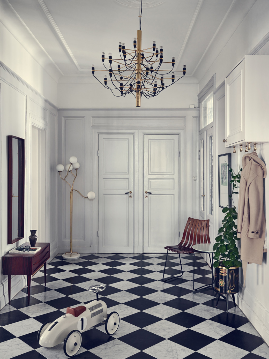 home of stylist johanna laven