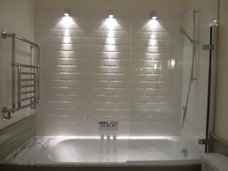 Bathroom Lights Ip Rating how to get the lighting right: the bathroom - mad about the house