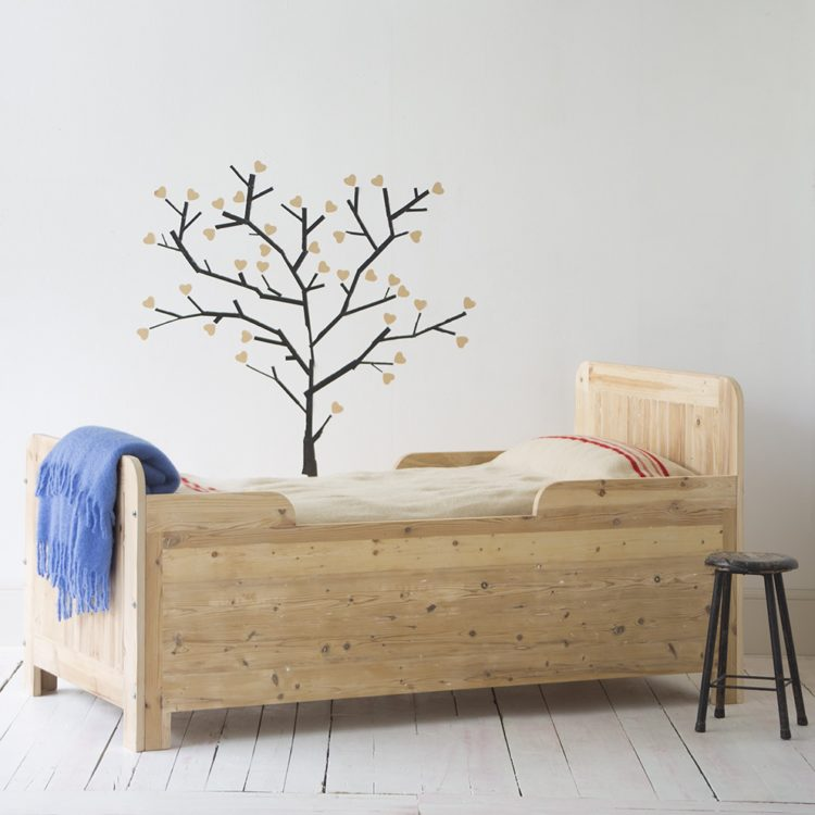 Liberty full-size kids bed by xoinmyroom