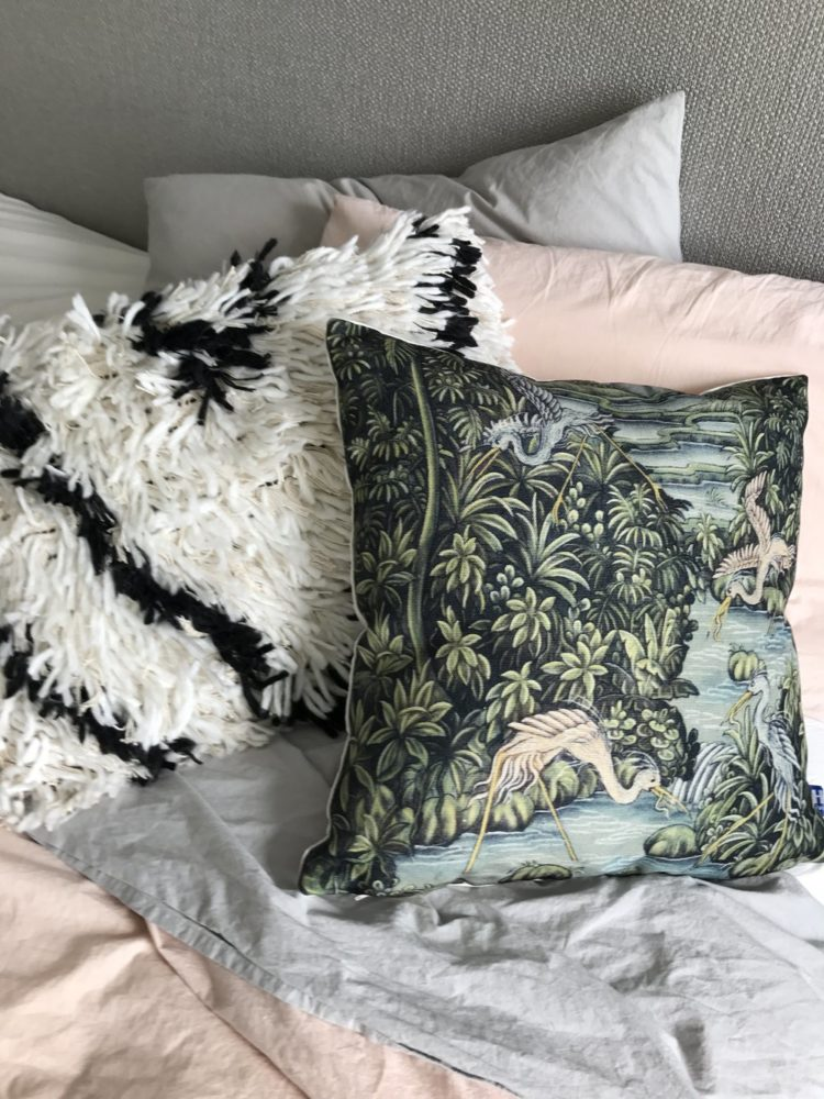 jungle cushion from house curious