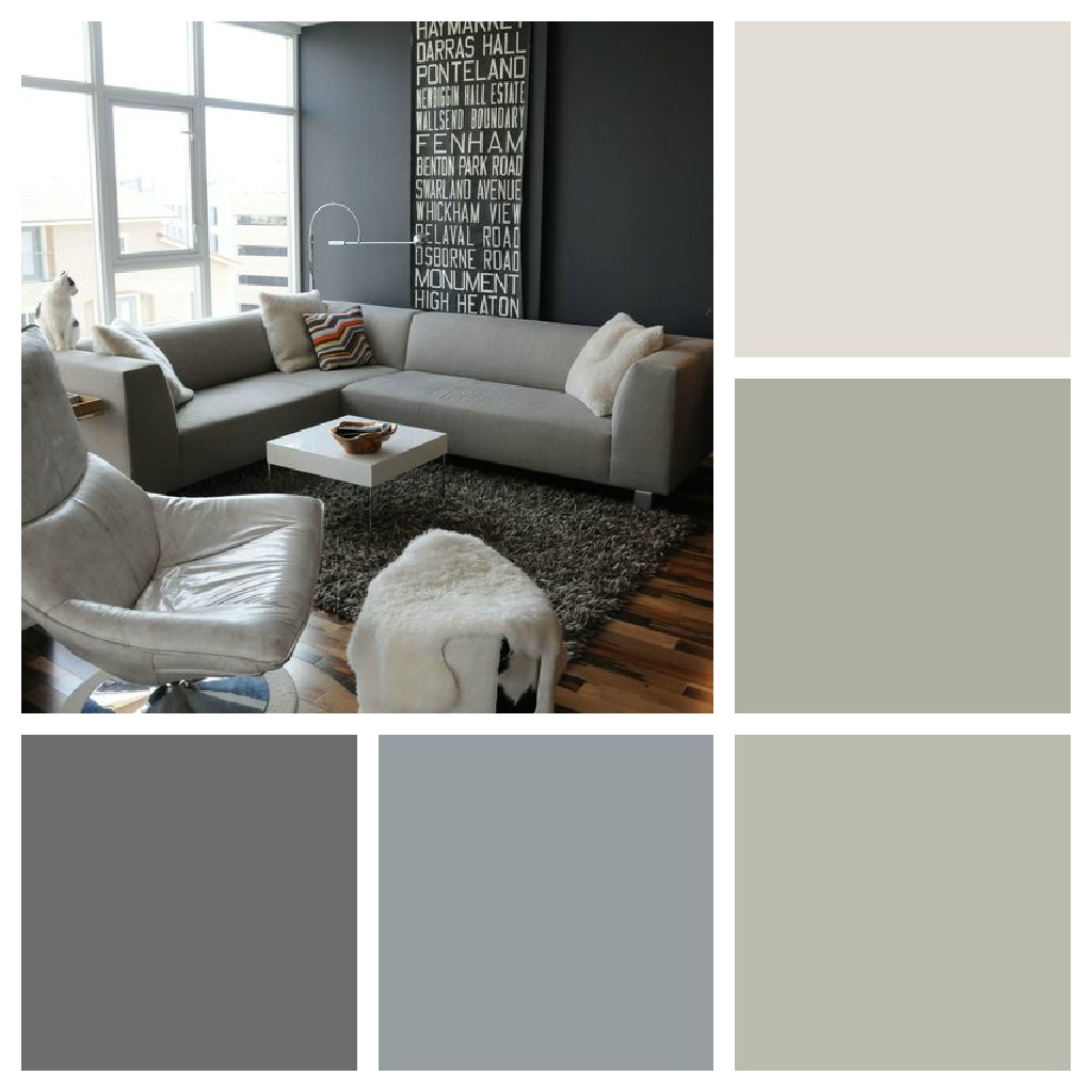 Mad about 50 shades of grey paint mad about the house Different colours of grey paint