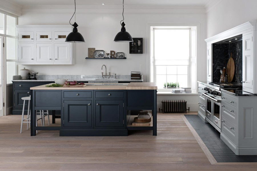 Mad About Grey Kitchens - Gray kitchen units