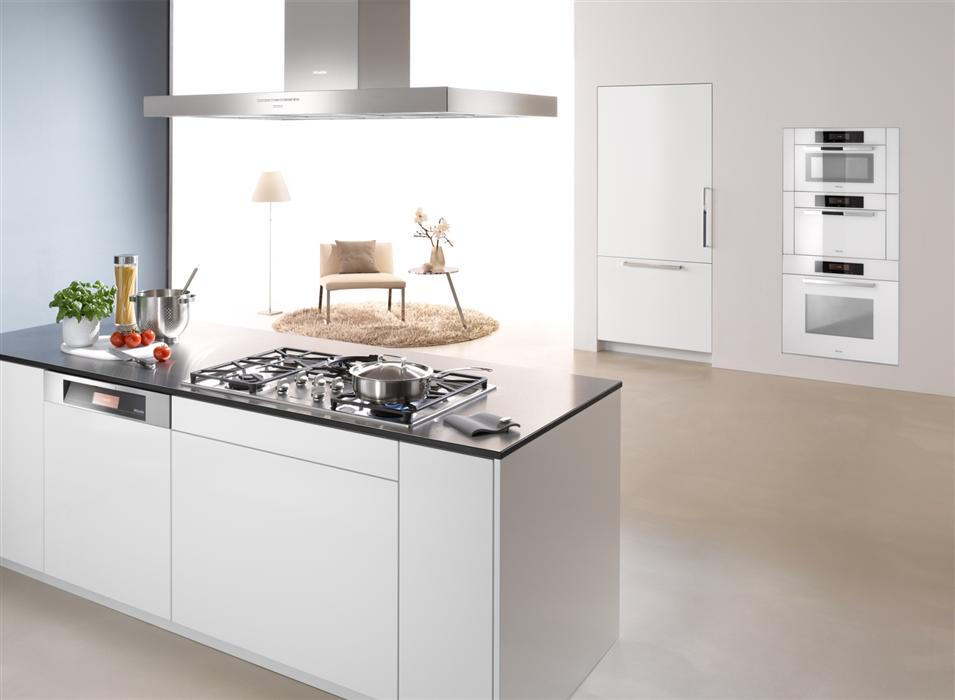 Mad About White Kitchens