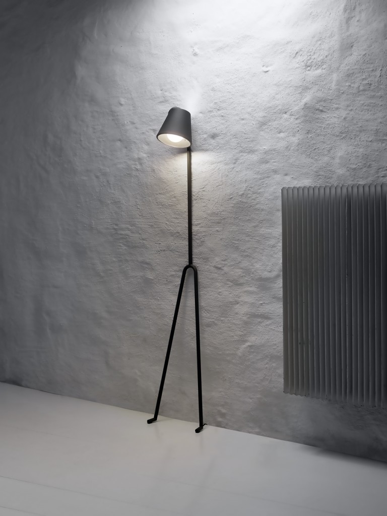 Mañana Lamp, designed by Marie-Louise Gustafsson,