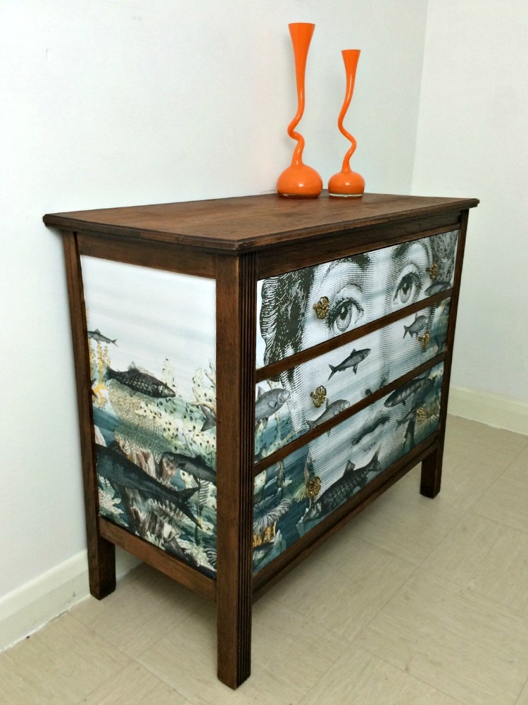 Luxecyled furniture mad about the house for Furniture upcycling