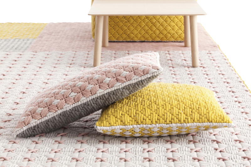 Geometric Rugs And Cushions Mad About