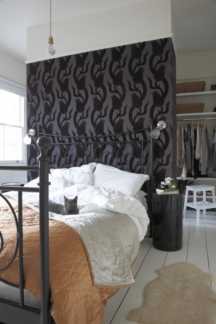 bedroom as featured on madaboutthehouse.com & How to Create a Walk-in Wardrobe - Mad About The House