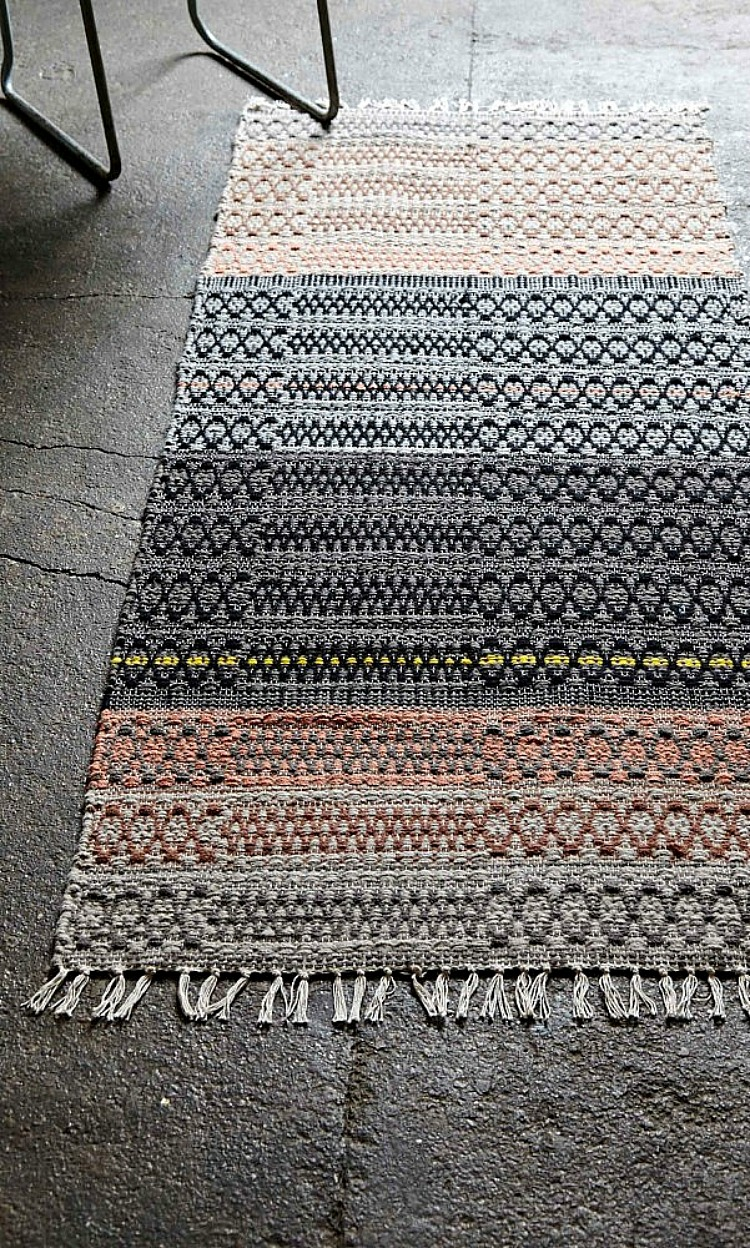 Grey Pink Rug Rugs Ideas