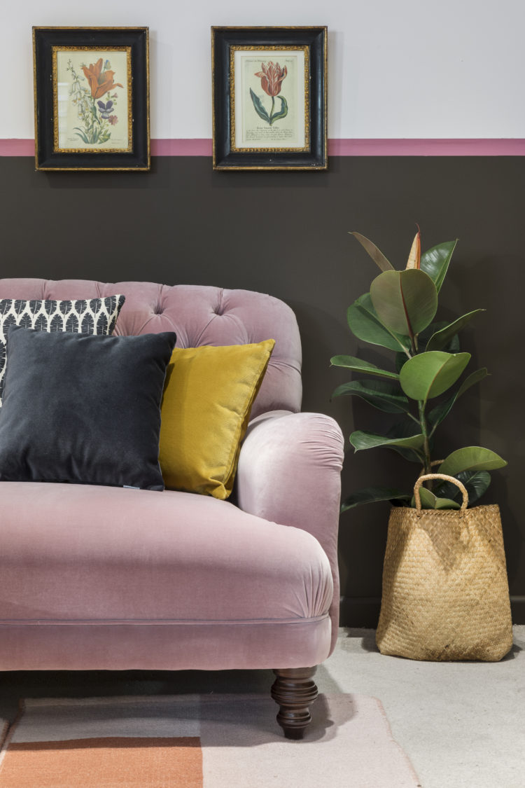 DFS baileys sofa styled by Kate Watson-Smyth, image by Chris Snook