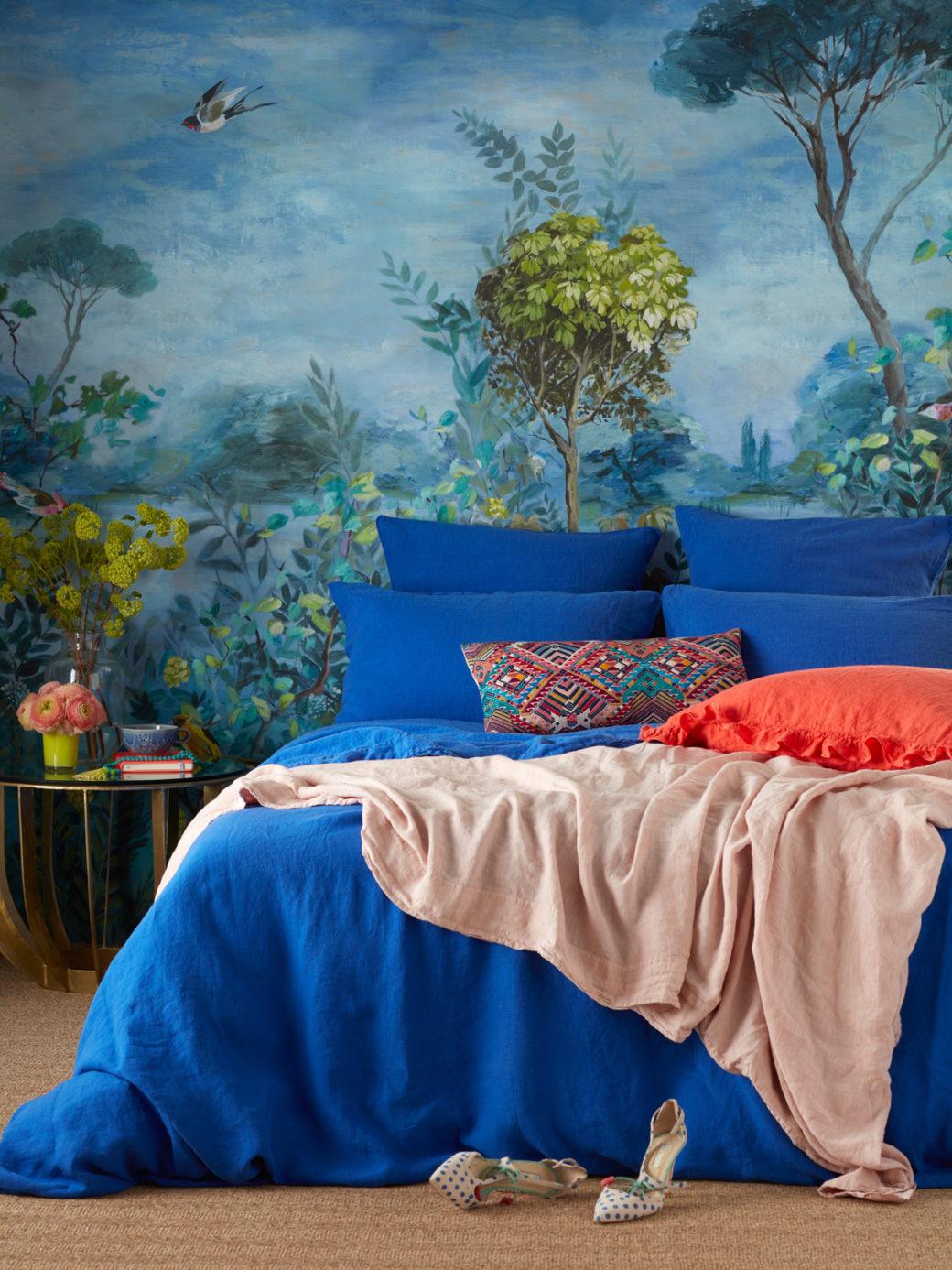 Sophie Robinson's range of bedding for the Secret Linen Store