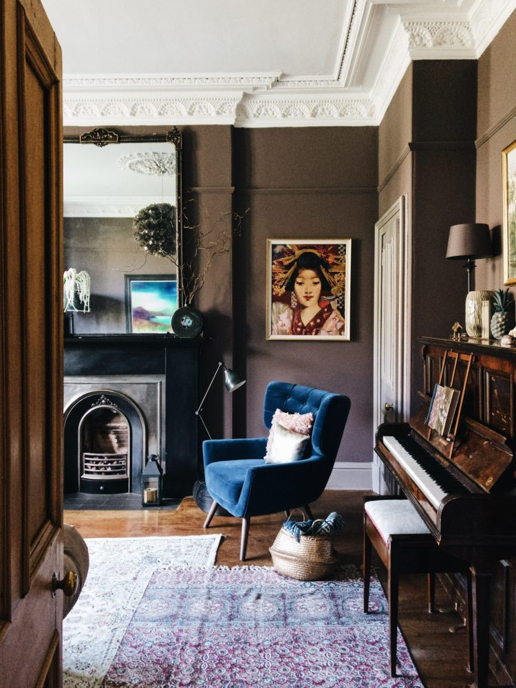 london clay by farrow and ball by fiona cameron