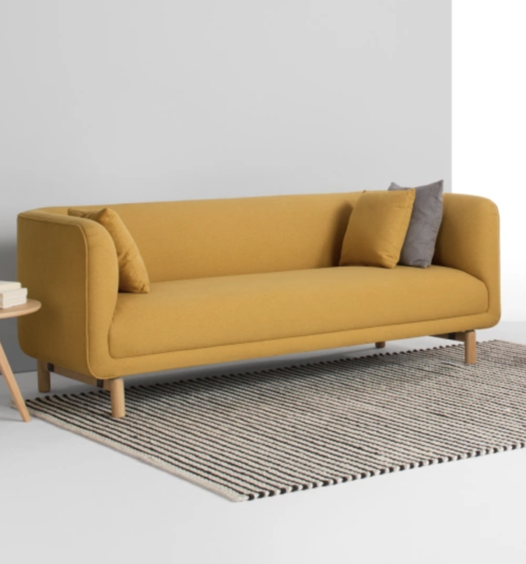 becca sofa by made.com via hone
