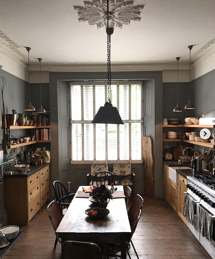 farmhouse kitchen by @house_of_henry_jones_