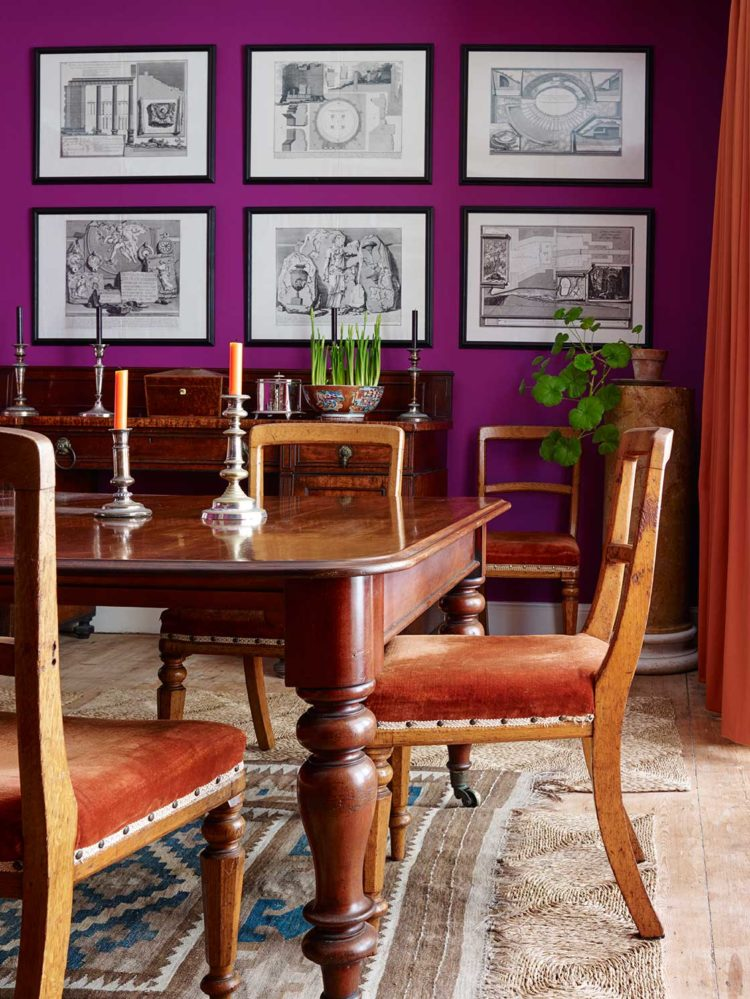 modern colours in the new english country house style by ben pentreath