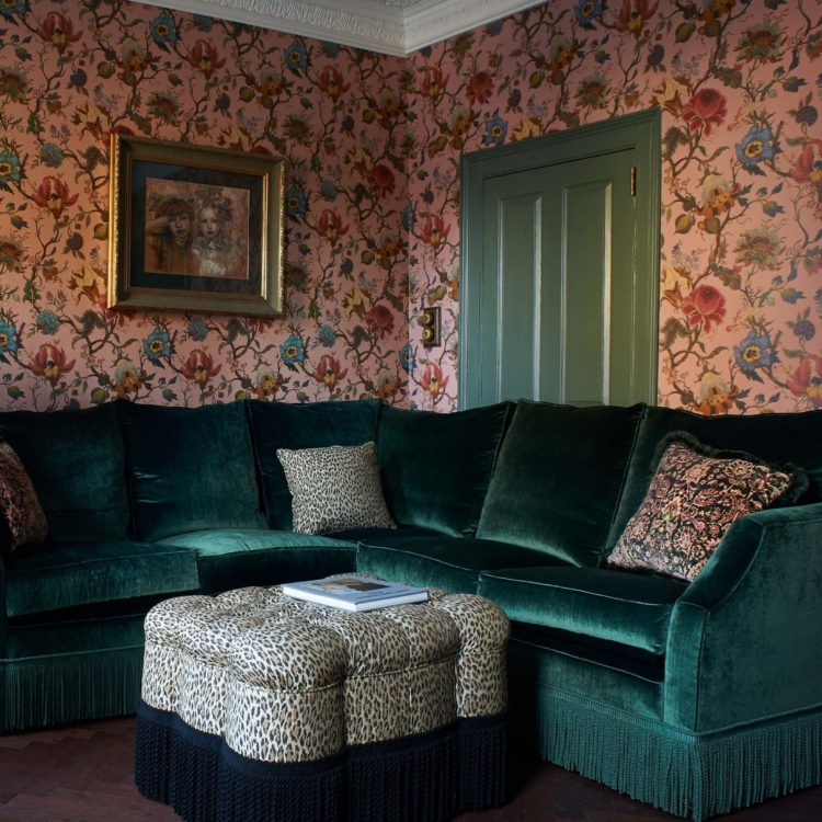 The House of Hackney is very granny chic