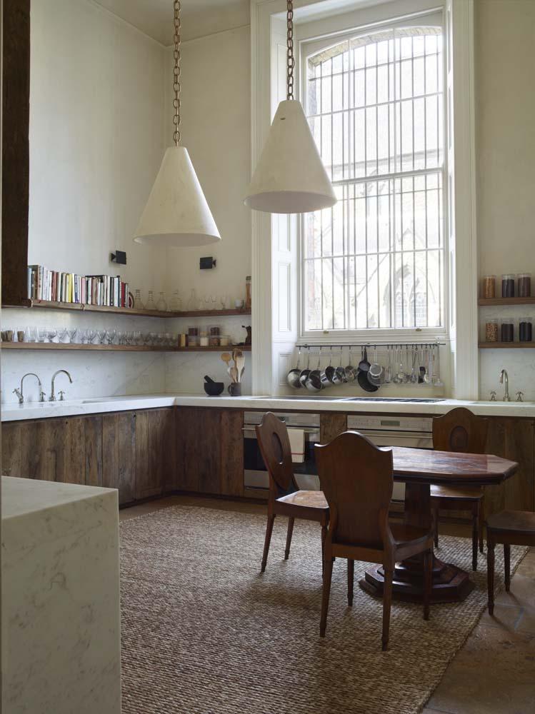 kitchen design by Rose Uniacke