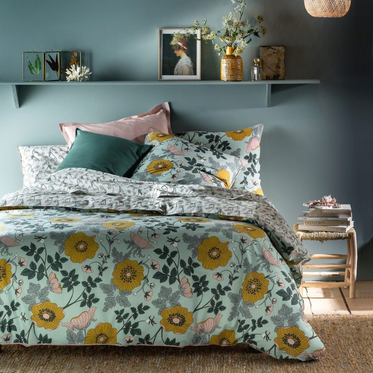 marthe duvet cover from la redoute