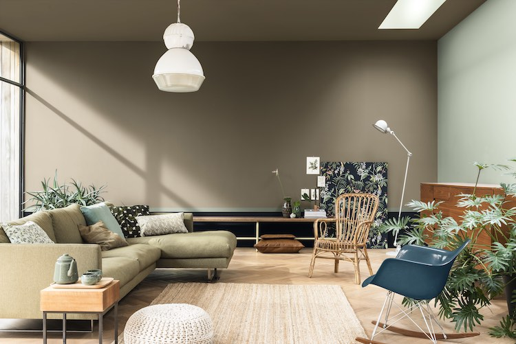 dulux colour of the year brave ground