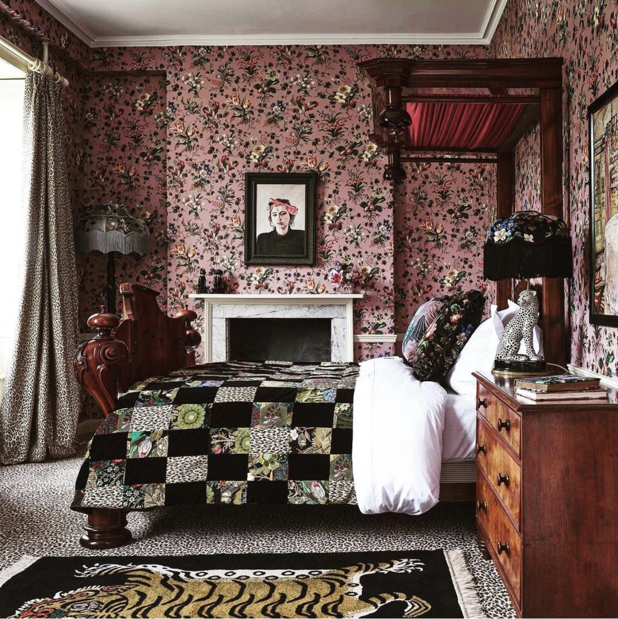 wallpaper by house of hackney