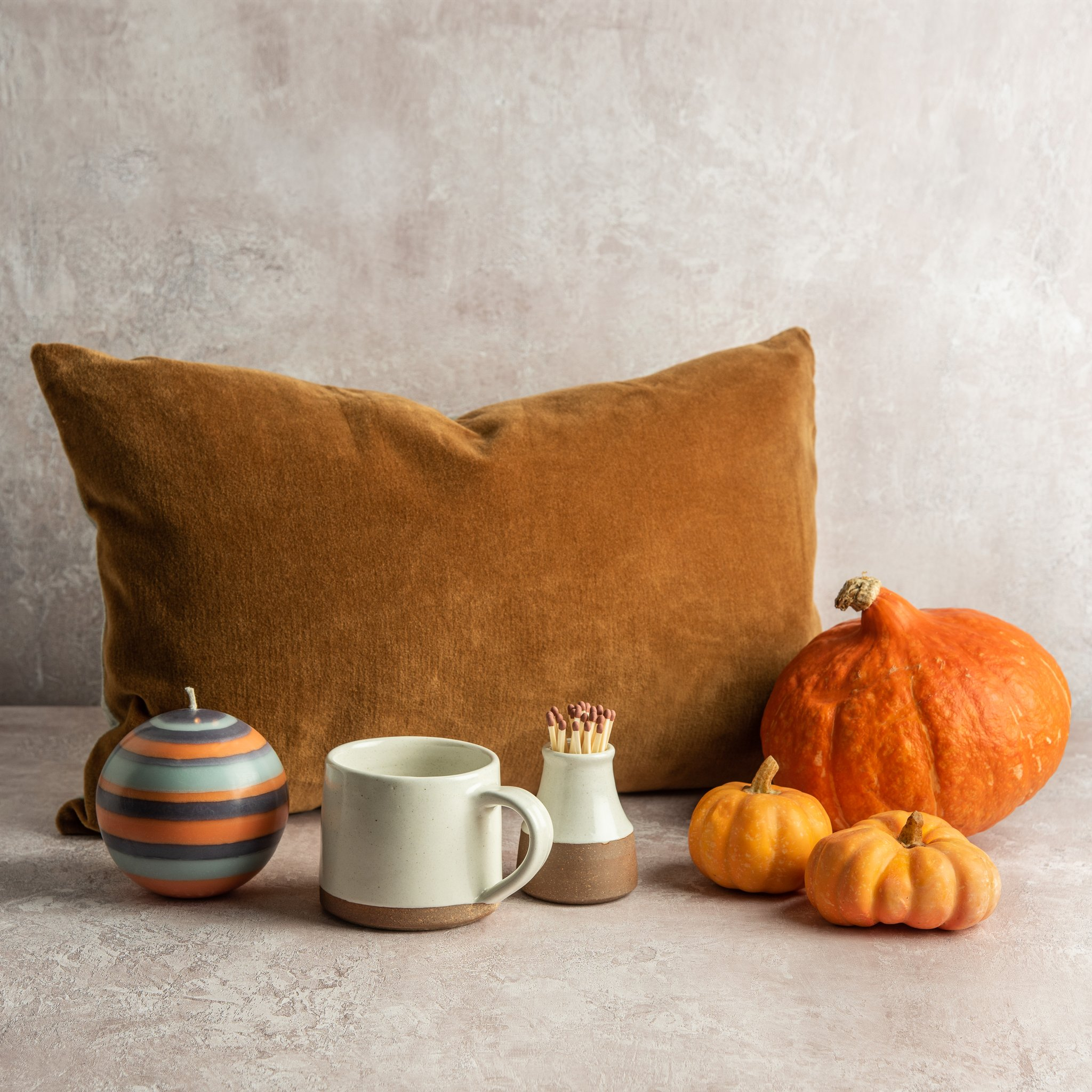autumn homewares box via from the posthouse