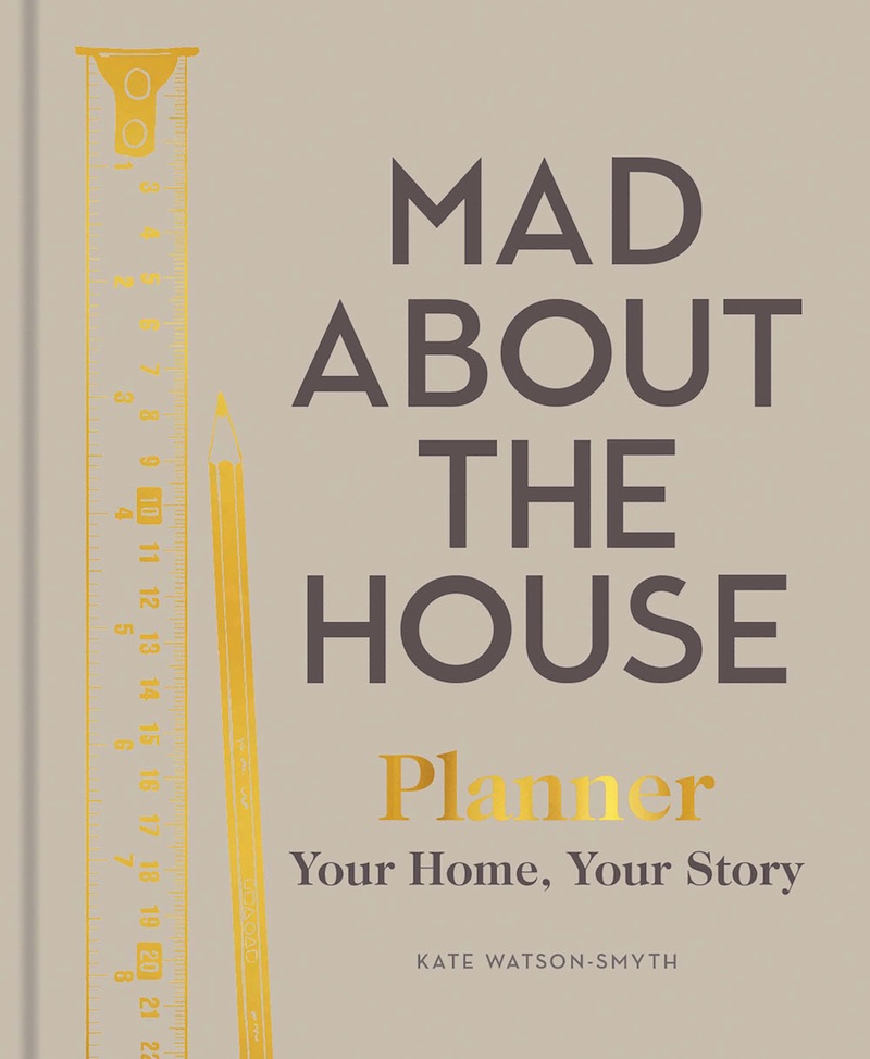 Mad About the House: Planner Book Cover