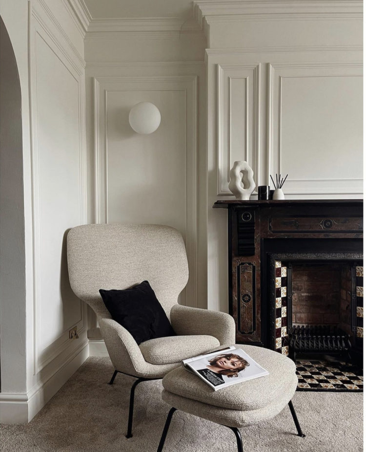 steamed milk by rustoleum as seen in @theousethatblackbuilt