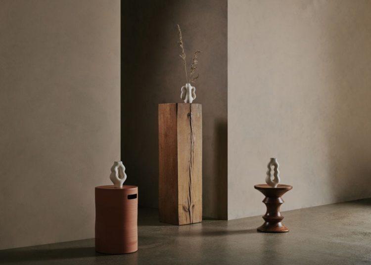 vases by annabel cucuz at Heals